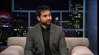 Magazine founder Bhaskar Sunkara