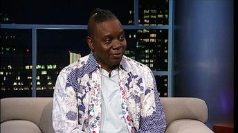 Singer-songwriter Philip Bailey
