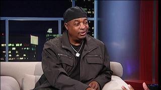 Hip-hop pioneer Chuck D