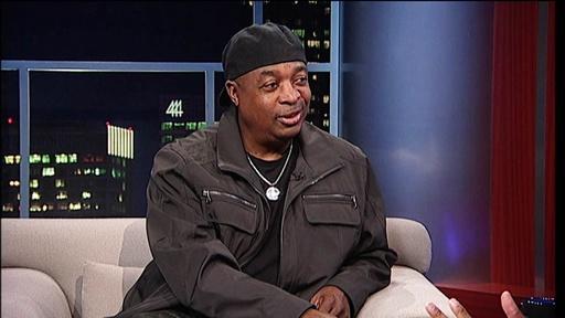 Hip-hop pioneer Chuck D Video Thumbnail