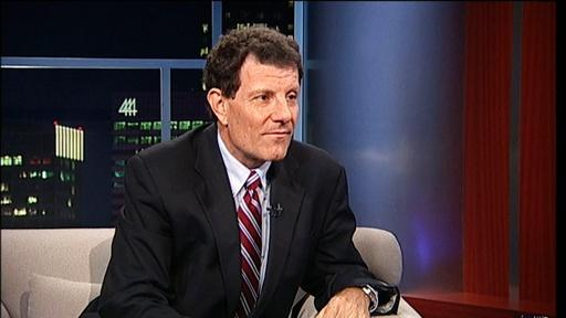Journalist Nicholas Kristof Video Thumbnail