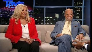 Entertainment execs Berry Gordy & Suzanne de Passe