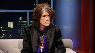 Musician-songwriter Joe Perry