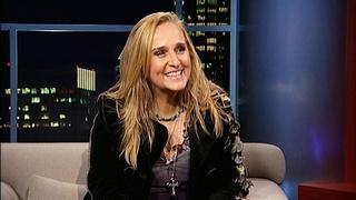 Musician Melissa Etheridge