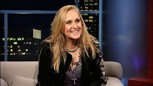 Musician Melissa Etheridge Video Thumbnail