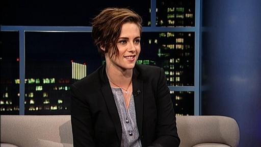 Actress Kristen Stewart, October 20, 2014 Video Thumbnail