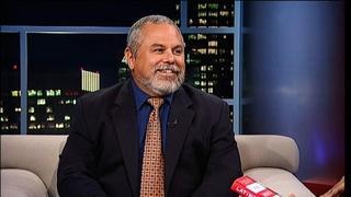 Latino politics scholar Gary Segura