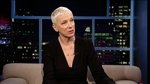 Singer-songwriter Annie Lennox – Part 1 Video Thumbnail