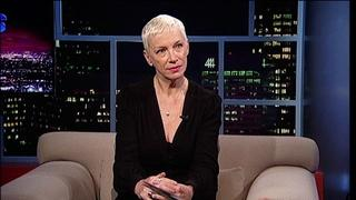 Singer-songwriter Annie Lennox – Part 2