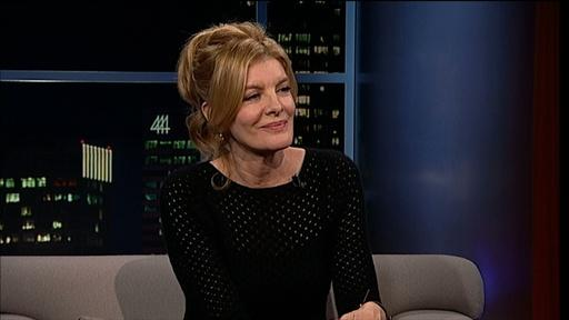Actress-producer Rene Russo Video Thumbnail