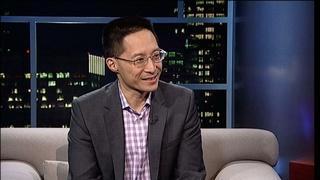 Writer Eric Liu