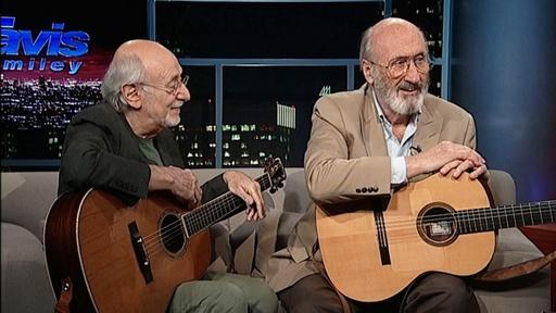 Musicians-activists Peter Yarrow & Paul Stookey Video Thumbnail