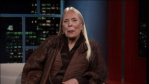 Singer-songwriter Joni Mitchell Video Thumbnail