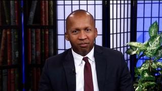 Attorney-activist Bryan Stevenson
