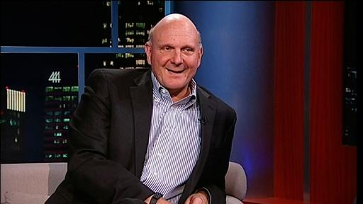 Steve Ballmer, L.A. Clippers owner Video Thumbnail