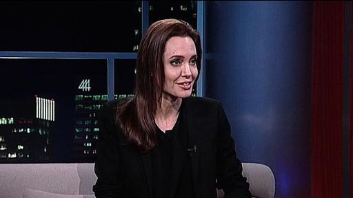 Actress-filmmaker Angelina Jolie Video Thumbnail