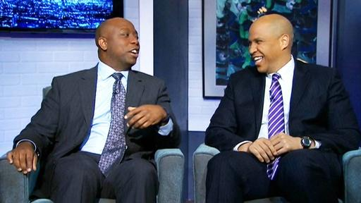 Senators Tim Scott & Cory Booker – Part 2 Video Thumbnail