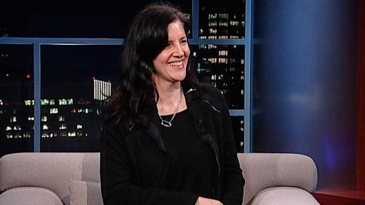 Filmmaker Laura Poitras Video Thumbnail