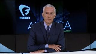 Journalist Jorge Ramos