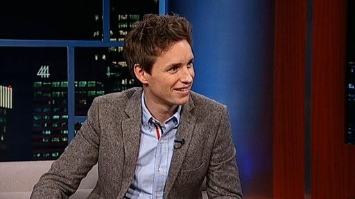Actor Eddie Redmayne Video Thumbnail