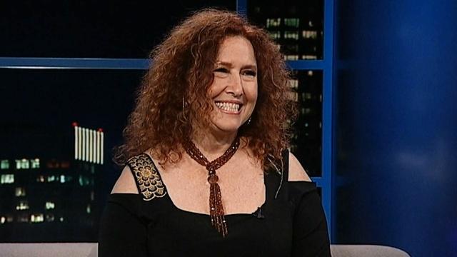 Singer-songwriter Melissa Manchester