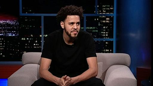 Rapper J. Cole Video Thumbnail
