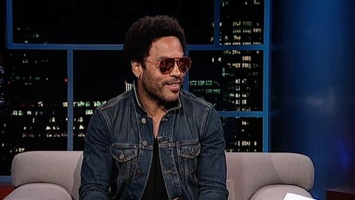 Musician/Photographer Lenny Kravitz Video Thumbnail