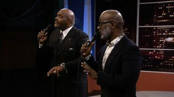 "3 Winans Brothers Perform ""I Really Miss You"""