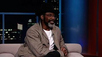 Actor Isaiah Washington