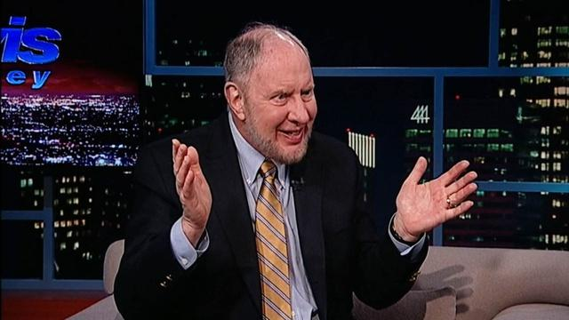 Harvard Professor/Author Robert Putnam