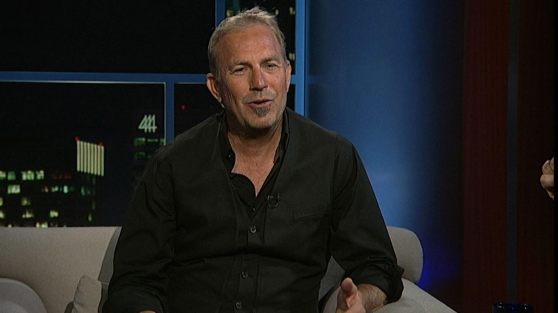 Actor-filmmaker Kevin Costner, Part 1 image