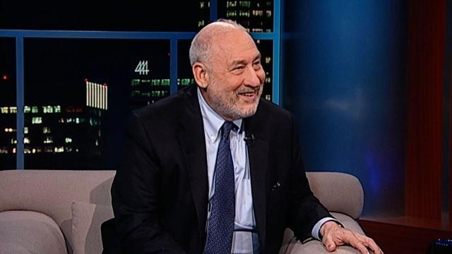 Economist/Author Joseph Stiglitz
