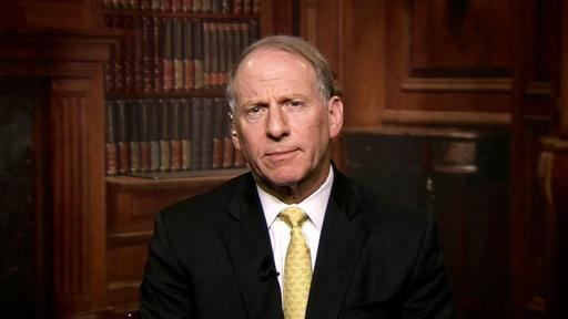 Council on Foreign Relations Pres. Richard N. Haass, Ph.D. Video Thumbnail