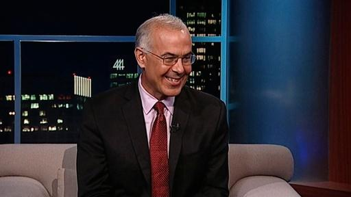 NYT Columnist David Brooks Video Thumbnail