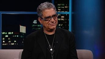Author Deepak Chopra, M.D.