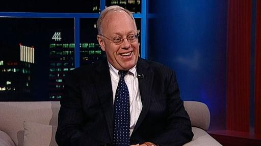 Journalist Chris Hedges Video Thumbnail