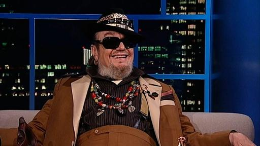 Musician Dr. John Video Thumbnail
