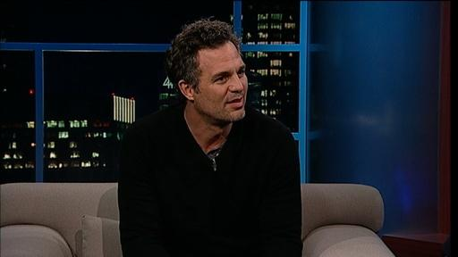 Actor Mark Ruffalo Video Thumbnail