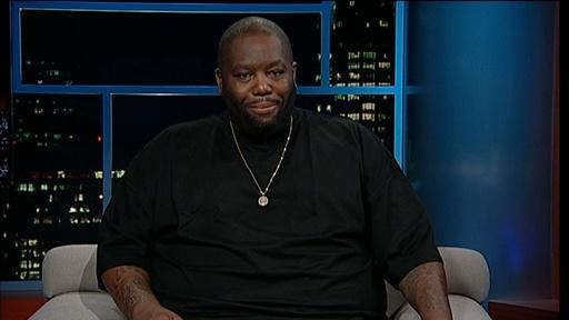 "Rapper Michael Render, a.k.a. ""Killer Mike"" – Part 2 Video Thumbnail"
