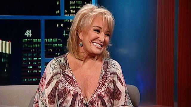 Singer Tanya Tucker