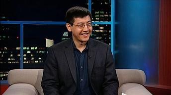 Author Kentaro Toyama