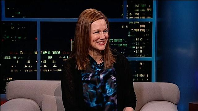 Actress Laura Linney