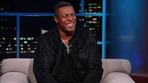 Actor/Comedian Chris Tucker