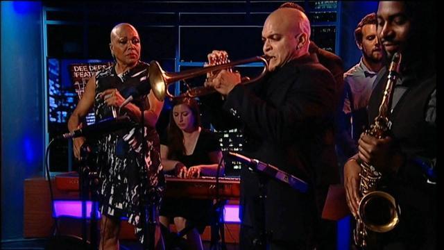 Singer Dee Dee Bridgewater & Trumpeter Irvin Mayfield