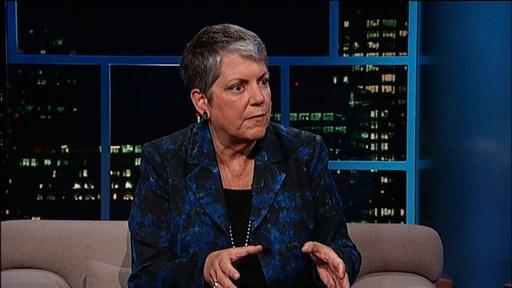 University of California President Janet Napolitano Video Thumbnail
