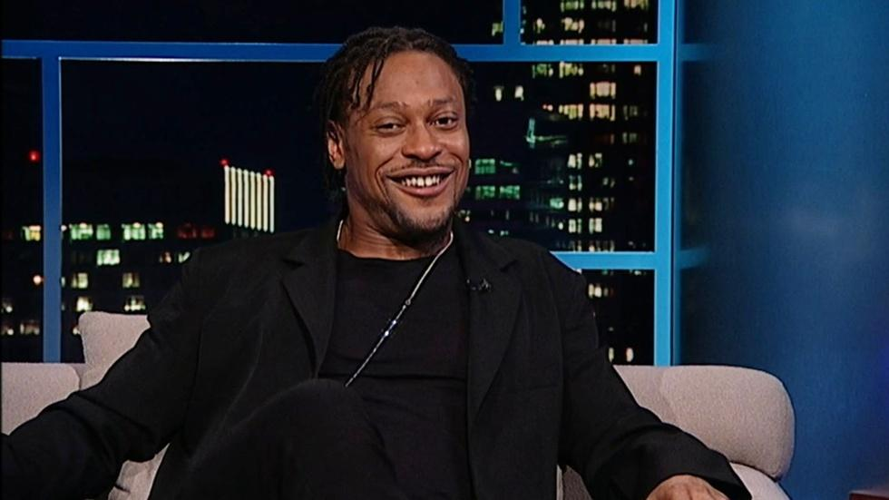 Singer/Songwriter D'Angelo - Part 2 image