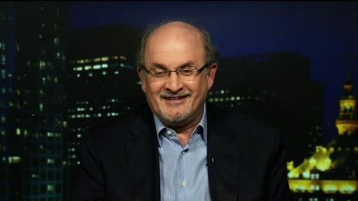 Author Salman Rushdie Video Thumbnail