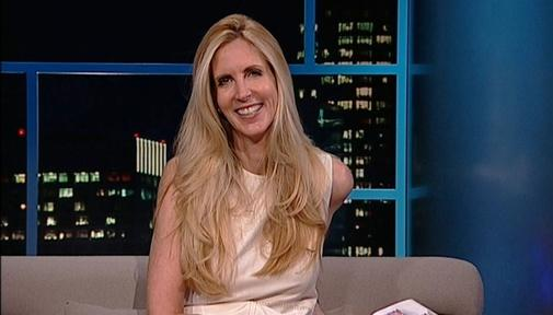 Author Ann Coulter Video Thumbnail