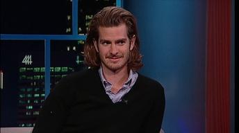 Actor Andrew Garfield