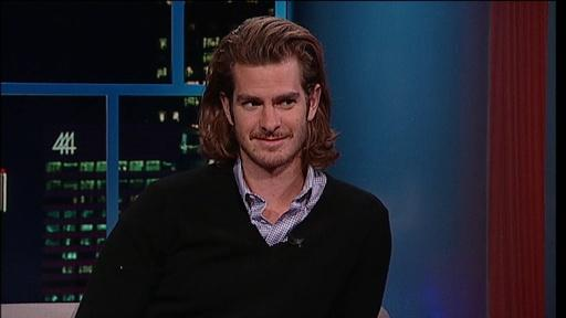 Actor Andrew Garfield Video Thumbnail